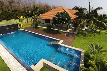 Luxury Pool Villa - Tropical Garden - Tambon Nam Phrae