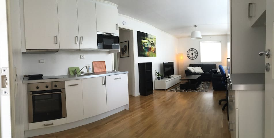 Appartment in Haugesund City - Haugesund - Wohnung
