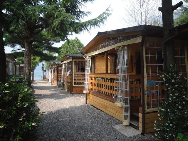 Vakantiehuisje Luganomeer, International Porlezza