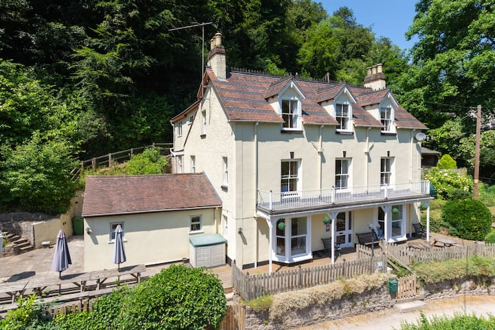 Luxurious Holiday Home in Ross on Wye near Goodrich Castle