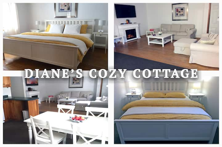 Diane's Cozy Cottage, Nature & Wellness Retreat