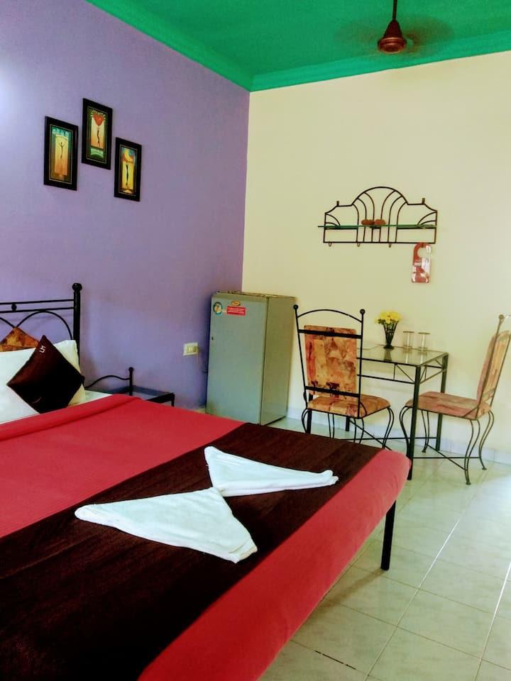 Superior Private Room in Candolim, North Goa
