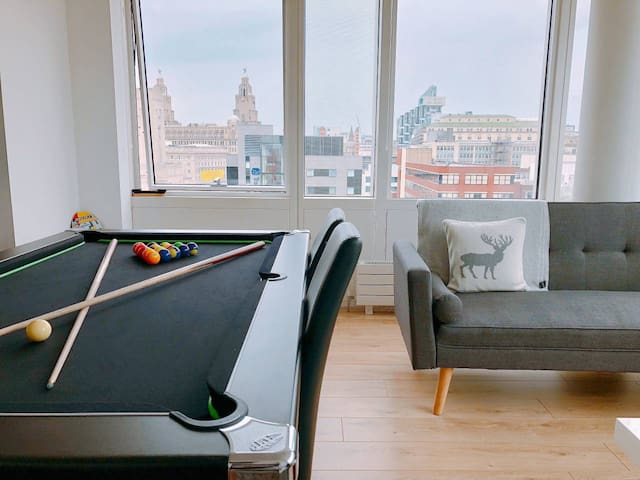 Comfortable Apt in Liverpool city central