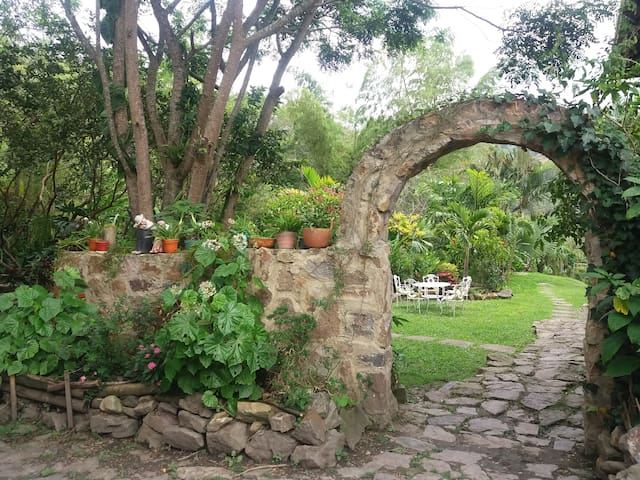 EXQUISITE MOUNTAIN HOUSE - EXTRAORDINARY VIEWS - Choachí - Chatka