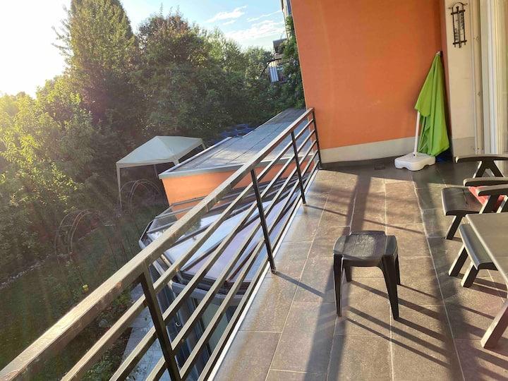 Ihre ruhige, saubere &  zentrale Wohnung in Bochum