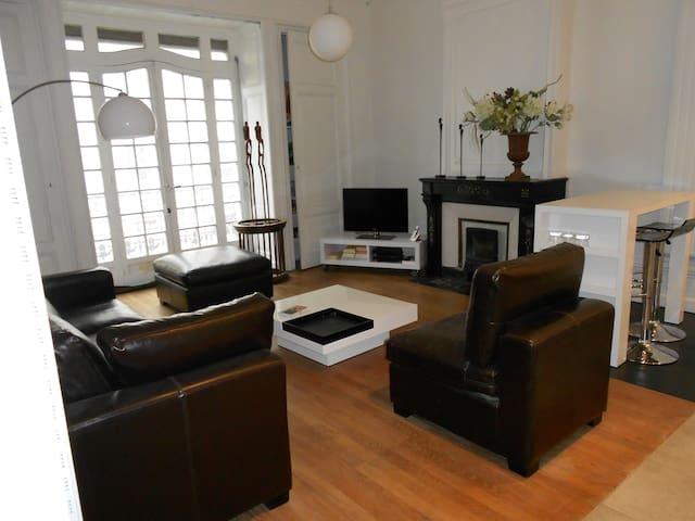 Appartement pour court ou moyen séjour. - Villefranche-sur-Saône - Leilighet