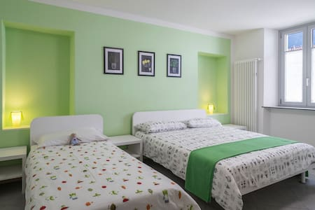 Tripla a due passi dal lago - Bed & Breakfast