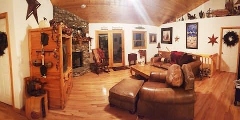 Star Creek Cabin - Murphy, NC Mountain Retreat