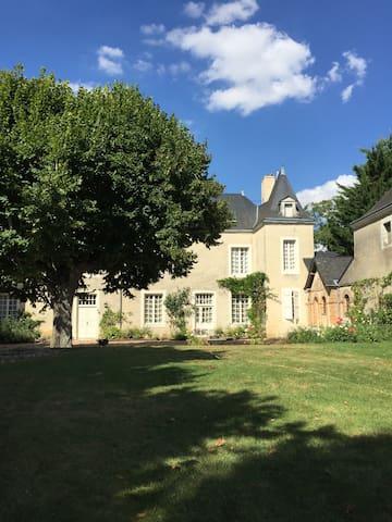 La Cour Notre Dame - Noyen-sur-Sarthe - Casa de férias