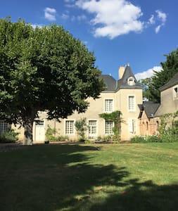 Gentilhommière du 17ème - Noyen-sur-Sarthe - Castillo