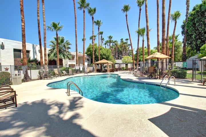 Scottsdale-McCormick Ranch Clean & Quiet 1 Bedroom
