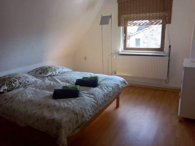 The Holiday Flat at the Süßer See (Sweet lake) - Seegebiet Mansfelder Land - Apartament