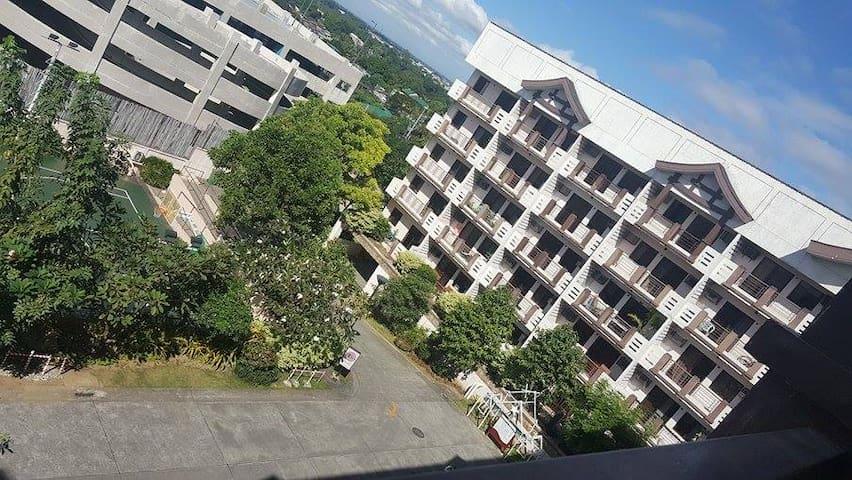 2 bedroom unit with balcony at TheRedwoods condo - Quezon City - Condominium