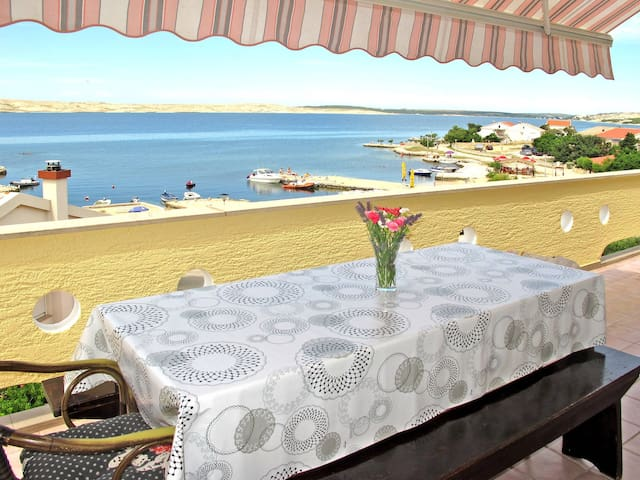 Apartment Haus Porat in Pag Island - Pag Island - Appartement