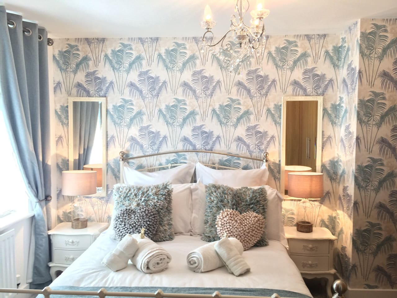 Tastefully Decorated Bedroom 2