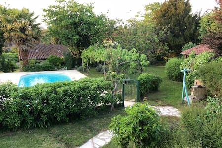 Maison périgourdine 4 *  avec piscine privée, 12P