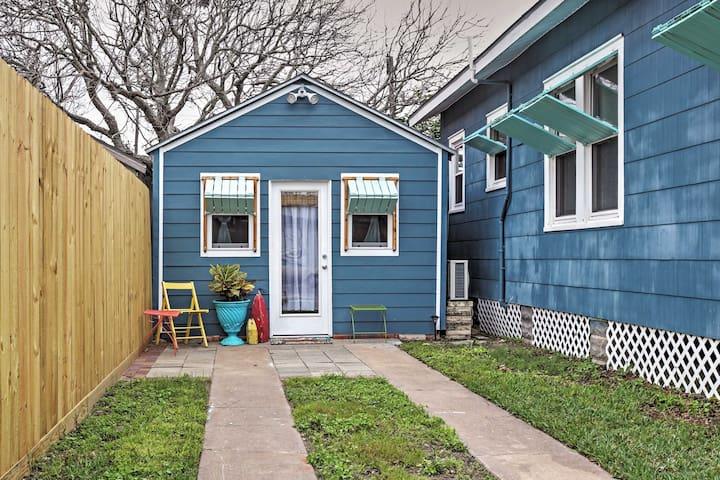 'The Little Wave' Adorable Galveston Studio! - Galveston - House