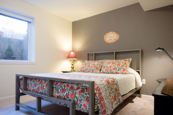 Rave reviews on this comfortable queen bed