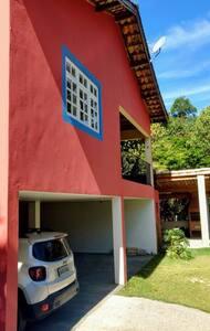 Casa no campo com simplicidade. - Itatiba - Haus