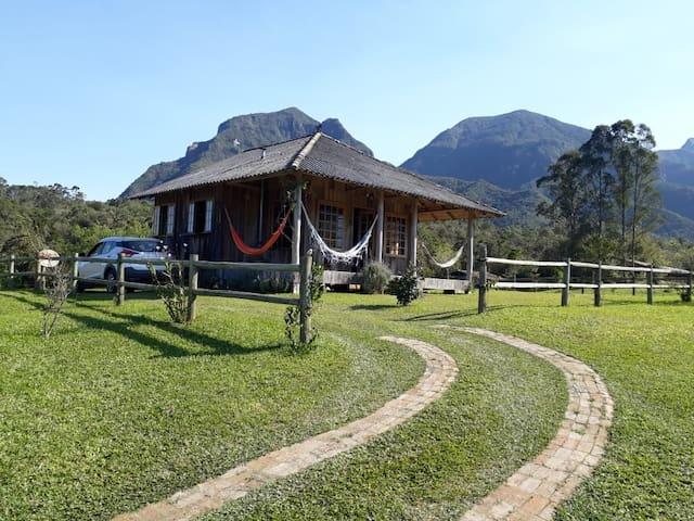 Cabana João e Maria.