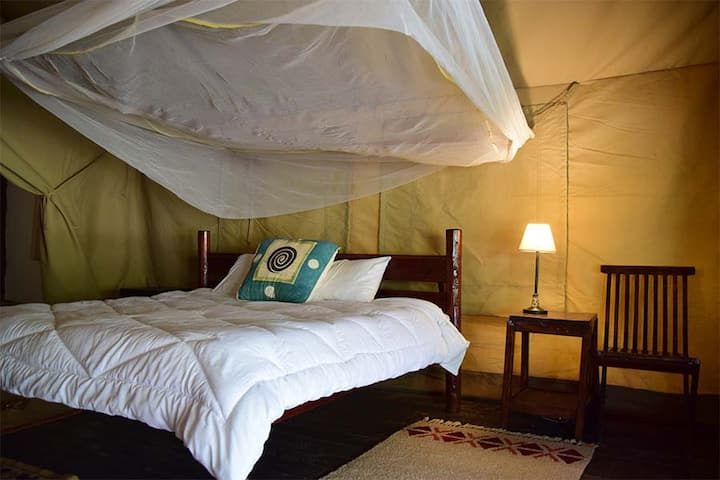 Ngari Hill Exclusive Tent