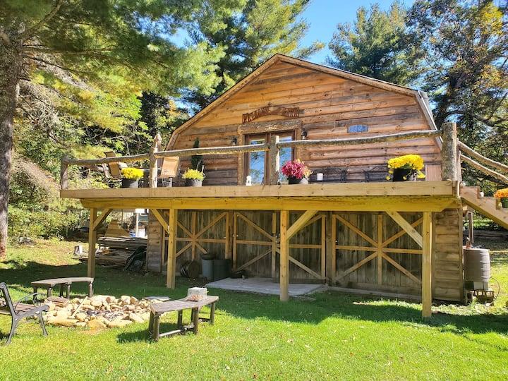Unique Newly Built Barn Loft!  Spacious! Romantic!