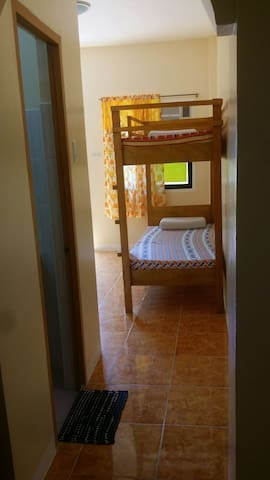 Island View Room G1 with aircon/ 6pax