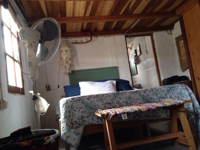 Cabaña con Personalidad - Aguas Dulces - Rumah