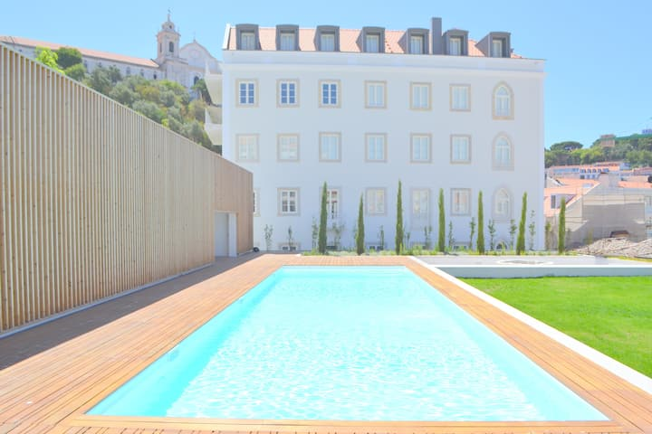 RH MAESTRO 74 | Lisbon Luxury & Swimming Pool