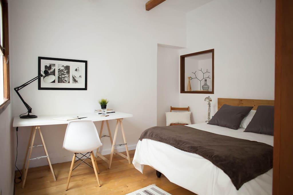 Habitaci n en estudio creativo casas en alquiler en san crist bal de la laguna islas canarias - Alquiler habitacion la laguna ...