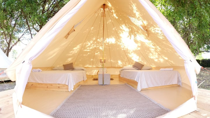 ★ Oceanfront Glamping @ Panama Kite Center ★