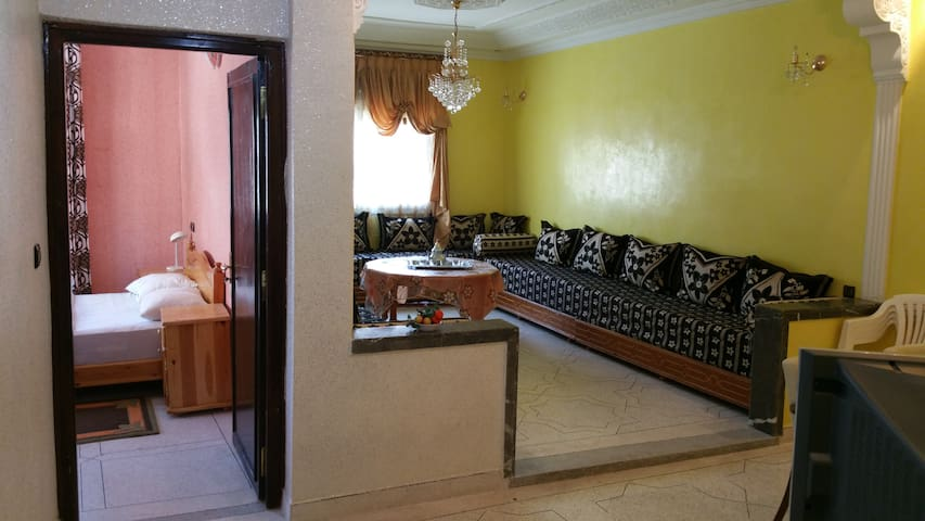 Spacious and clean appartement - Fes-Boulemane - อพาร์ทเมนท์