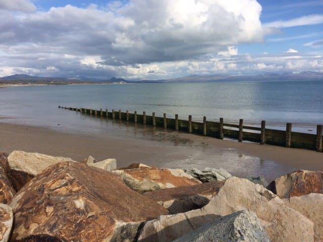 21 Cardigan Bay, Hafan y mor holiday park, N Wales - Chwilog - Maison de vacances