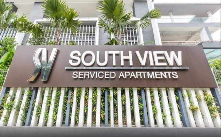 """WONDERFUL""  South View Serviced Apartment"