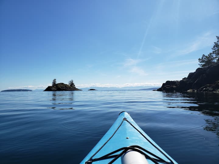 Kayaker's Paradise -- BC residents only