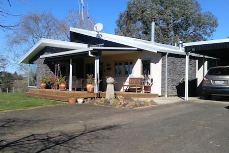 Teratane Lodge, is a quaint little life style farm - Pirongia - Bed & Breakfast