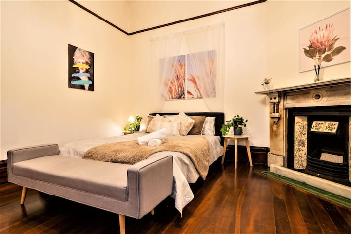 Quiet Private Room In Strathfield 3min to Train Station