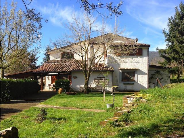 villa a san lorenzello immersa nella natura-bn- - San Lorenzello - Vila