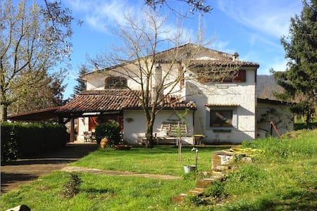villa a san lorenzello immersa nella natura-bn- - San Lorenzello - Huvila