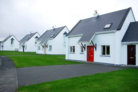 Burren Way Cottages  Bell Harbour - 3 Bed Type B - Ballyvaughan - Casa