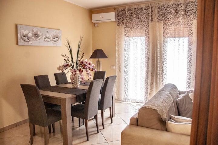 Sorrento Comfort House con Piscina