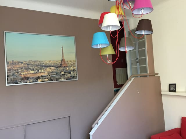 1 bedroom apartment, 10 min from Paris - Athis-Mons - Wohnung