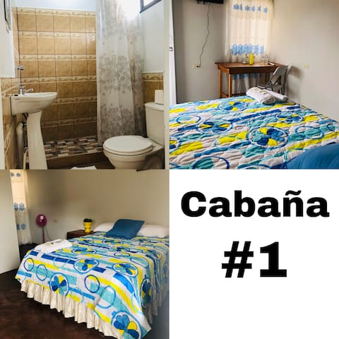 KELUCAR Cabaña (Cabin) No. 1