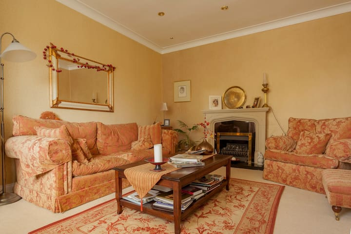 Private En suite double bedroom with drawing room - Killiney - 獨棟