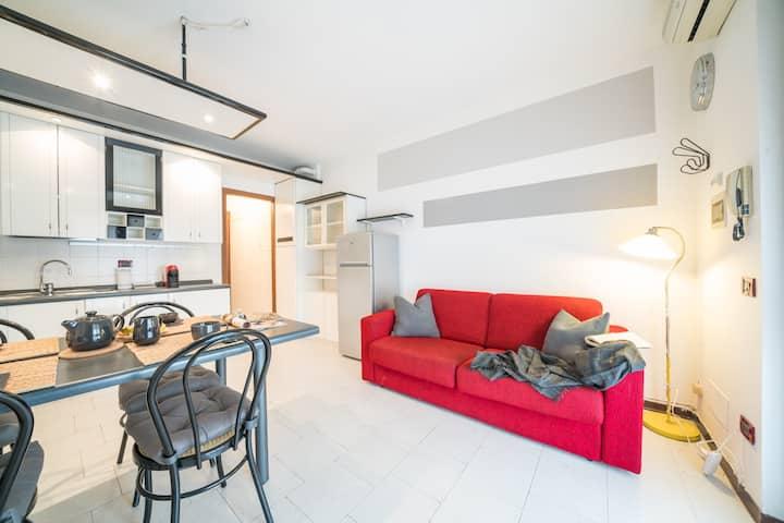 Bright Apartments Sirmione - Virgilio Pool