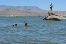 Lake Isabella - 10 minutes away