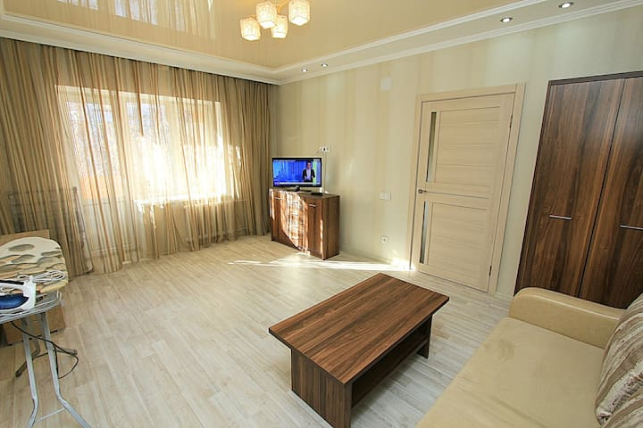 02. Cosy studio at the city center - Almaty