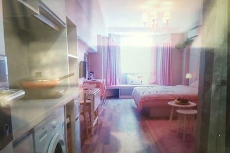 大床、榻榻米和會客沙發 - 台灣