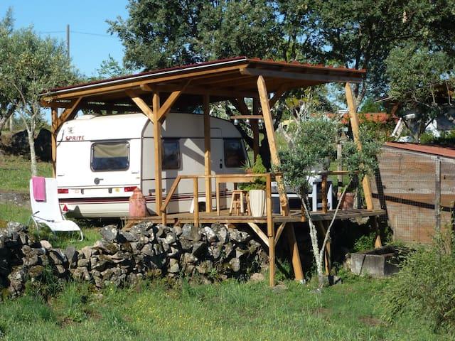 Caravana Borboleta, rust, ruimte & natuur