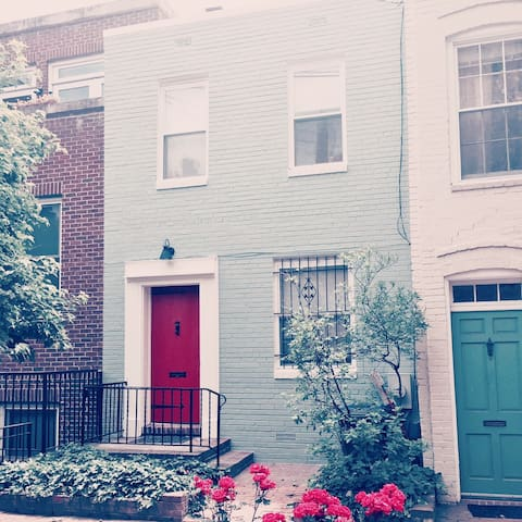 Charming house in Georgetown-near Dupont Metro - Washington - House